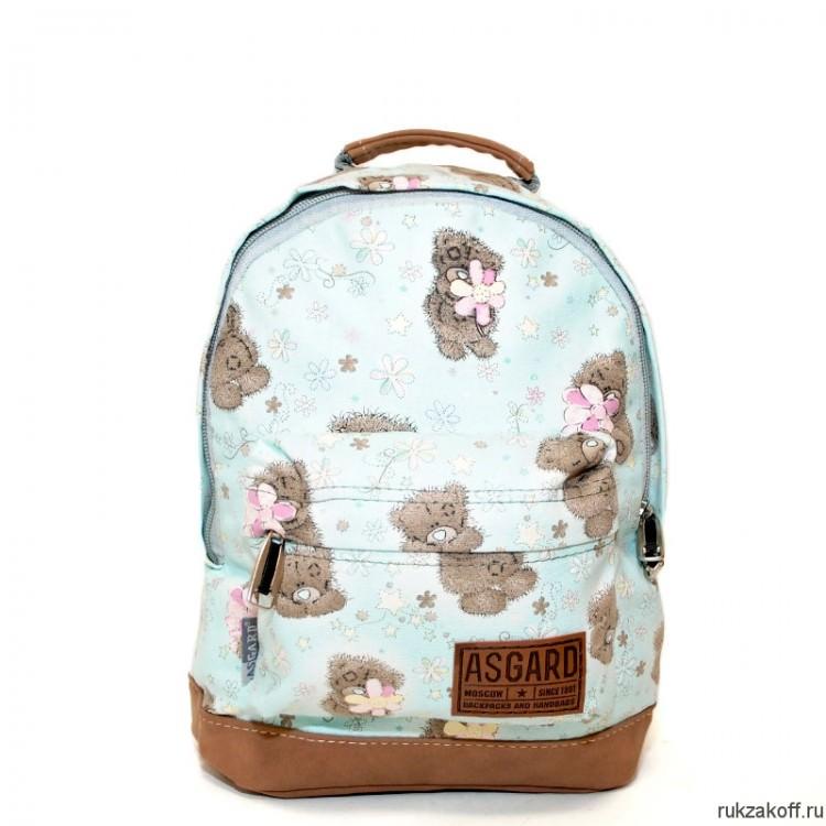 abba080be404 Детский рюкзак Asgard мишки Тэдди голубой Р-5424 купить по цене 2 ...