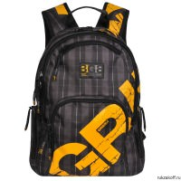 Рюкзак Grizzly BGB Brown/Yellow Ru-623-1
