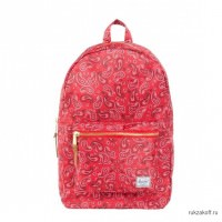 Рюкзак Herschel Settlement Red Paisley
