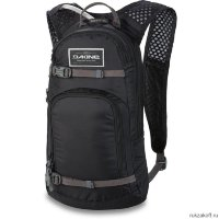Велорюкзак Dakine Session 8L Black