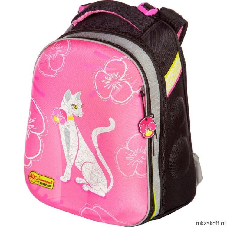c429711239f1 Школьный ортопедический рюкзак Hummingbird Cat T47 купить по цене 4 ...