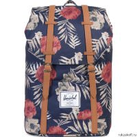 Рюкзак Herschel Retreat Peacoat Floria