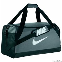 Сумка Nike Brasilia (Medium) Training Duffel Bag Серый