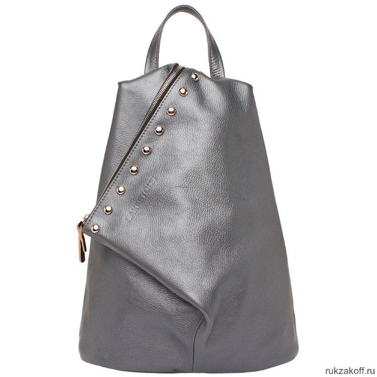 491bfa7b6ddc Рюкзак Lakestone Florence Silver Grey купить по цене 7 990 руб. в ...