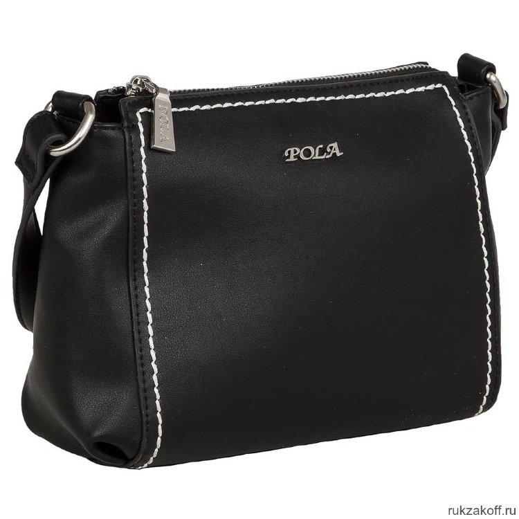 2c417e0e4071 Женская сумка Pola 68297 (черный) купить по цене 1 660 руб. в Москве ...