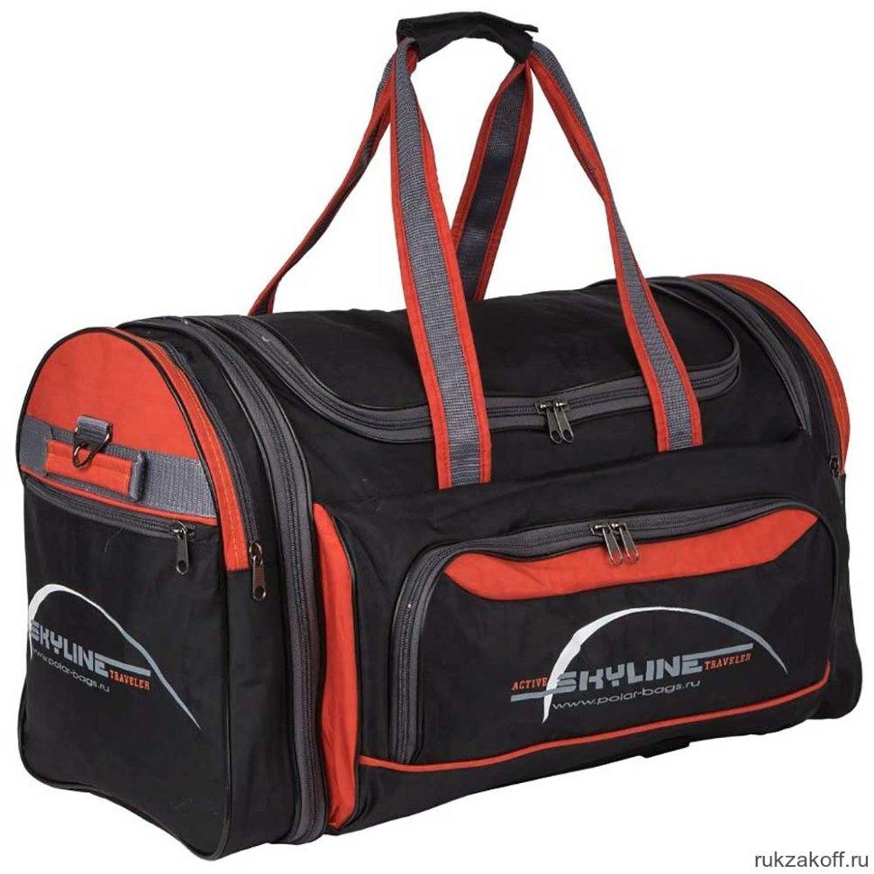 b048b6cf4691 Спортивная сумка Polar 6069.1/6 (оранжевый) купить по цене 2 653 руб ...