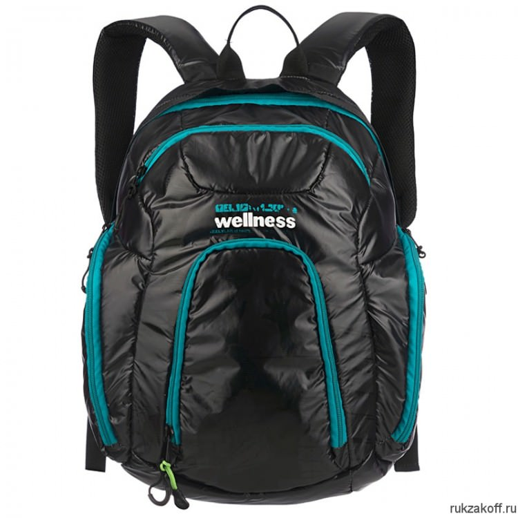 Рюкзак Grizzly Wellness Turquoise Ru-417-1