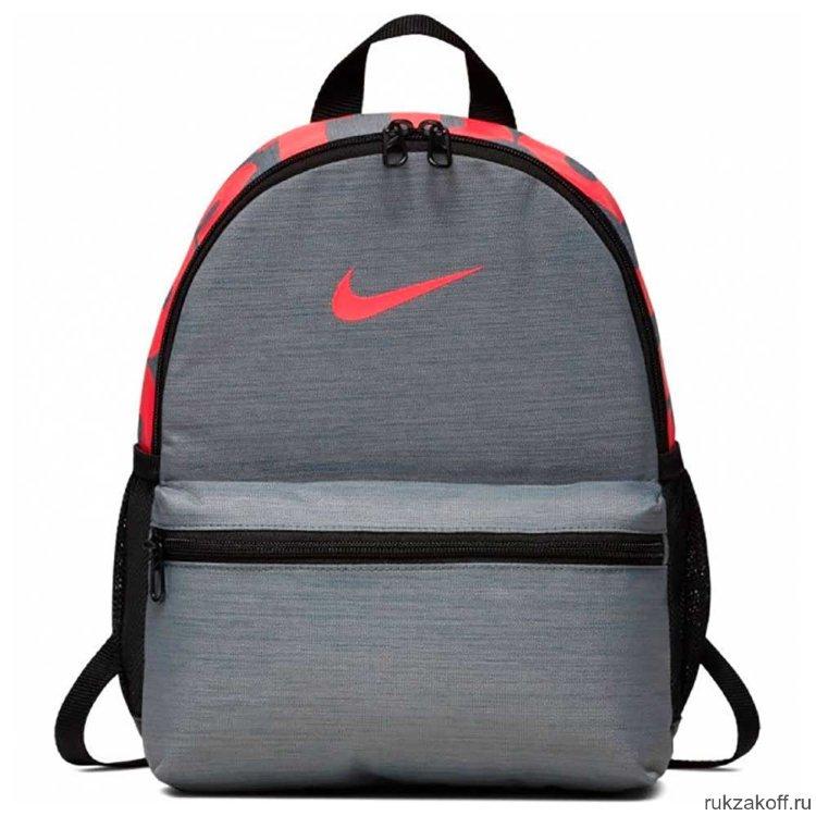 6edb1906 Рюкзак Nike Brasilia JDI Серый купить по цене 1 490 руб. в Москве ...