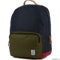 Рюкзак The Pack Society Classic Backpack Midnight Blue-Green