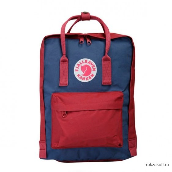 Рюкзак Fjallraven Kanken Standart Royal Blue