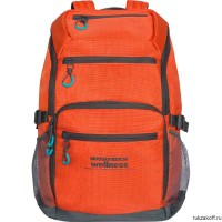 Рюкзак Grizzly Well Orange Ru-710-1