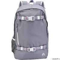 Рюкзак Nixon Smith Skatepack II GRAY/GRAY