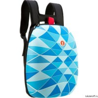 Рюкзак ZIPIT Shell Backpacks голубой