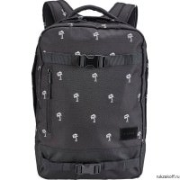 Рюкзак NIXON DEL MAR BACKPACK BLACK/WHITE