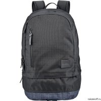 РЮКЗАК Nixon RIDGE BACKPACK BLACK/BLACK WASH