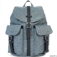 Рюкзак HERSCHEL DAWSON WOMENS SCATTERED RAVEN CROSSHATCH