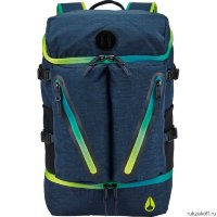 Рюкзак NIXON SCRIPPS BACKPACK Navy Gradient