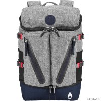 Рюкзак NIXON SCRIPPS BACKPACK Black Wash