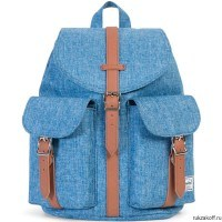 Рюкзак HERSCHEL DAWSON WOMENS LIMOGES CROSSHATCH/TAN