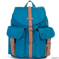 Рюкзак HERSCHEL DAWSON WOMENS INDIAN TEAL/TAN