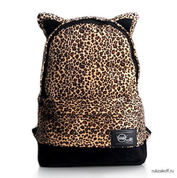 Рюкзак leopard с ушами купить в москве рюкзак для электронного тахеометра