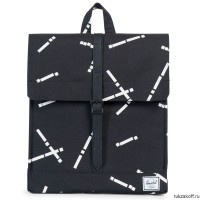 Рюкзак Herschel City BLACK CODE