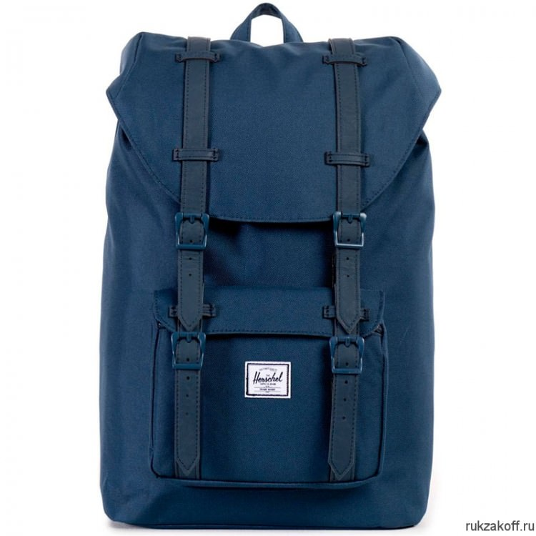 Рюкзак HERSCHEL LITTLE AMERICA MID-VOLUME NAVY