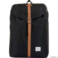 Рюкзак Herschel Post Mid-Volume Black