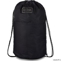 Рюкзак Dakine Stashable Cinchpack 19L Black