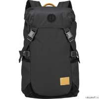 РЮКЗАК Nixon TRAIL BACKPACK BLACK-YELLOW