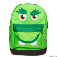 Детский рюкзак JetKids green Monster Sally