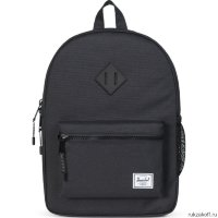 РЮКЗАК Herschel HERITAGE YOUTH Black