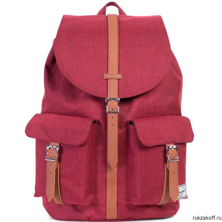 Рюкзак HERSCHEL DAWSON WINETASTING CROSSHATCH/TAN