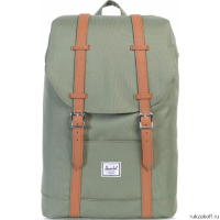 Рюкзак HERSCHEL RETREAT MID-VOLUME Deep Lichen Green