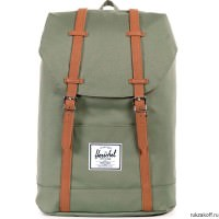 Рюкзак Herschel Retreat Deep Lichen Green