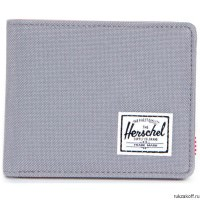 Кошелек Herschel Hank GREY/TAN SYNTHETIC LEATHER