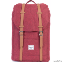 Рюкзак HERSCHEL RETREAT MID-VOLUME WINETASTING CROSSHATCH