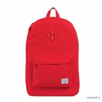 Рюкзак Herschel Heritage Red Rubber