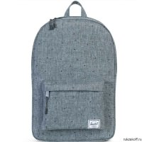Рюкзак Herschel Classic Mid-Volume SCATTERED RAVEN CROSSHATCH