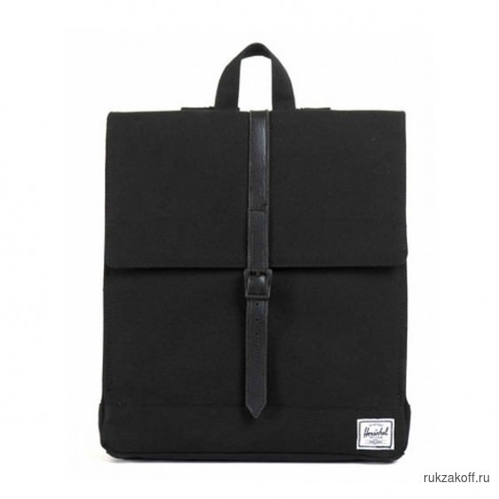 Рюкзак Herschel City Mid-Volume Black