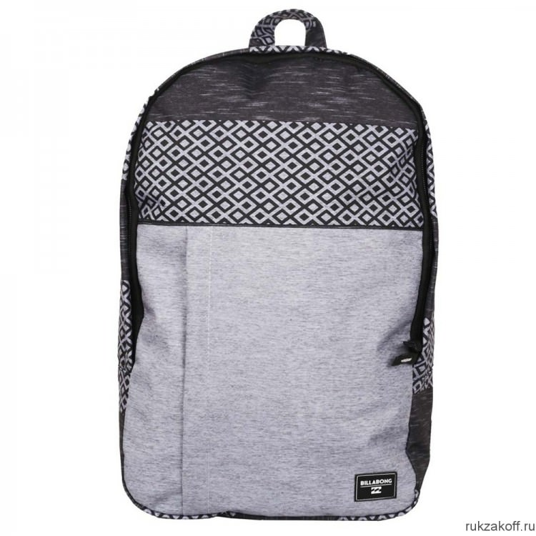 Рюкзак BILLABONG CORRIDOR BACKPACK GREY HEATHER