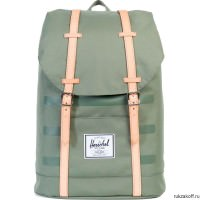 Рюкзак Herschel Retreat Deep Lichen Green Stripe