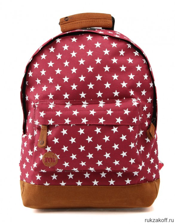 Рюкзак Mi-Pac All Stars Burgundy