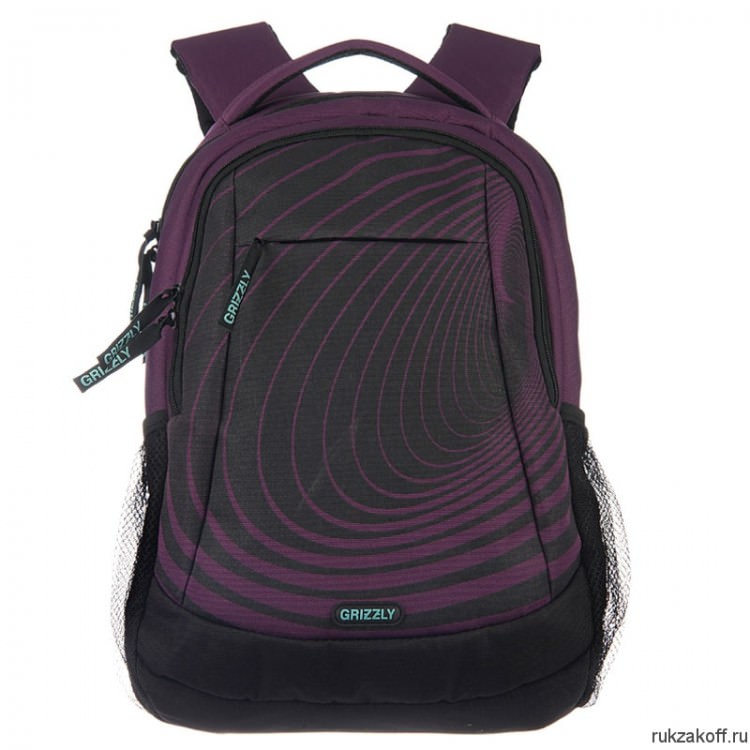Рюкзак Grizzly Quasi Purple Ru-601-2