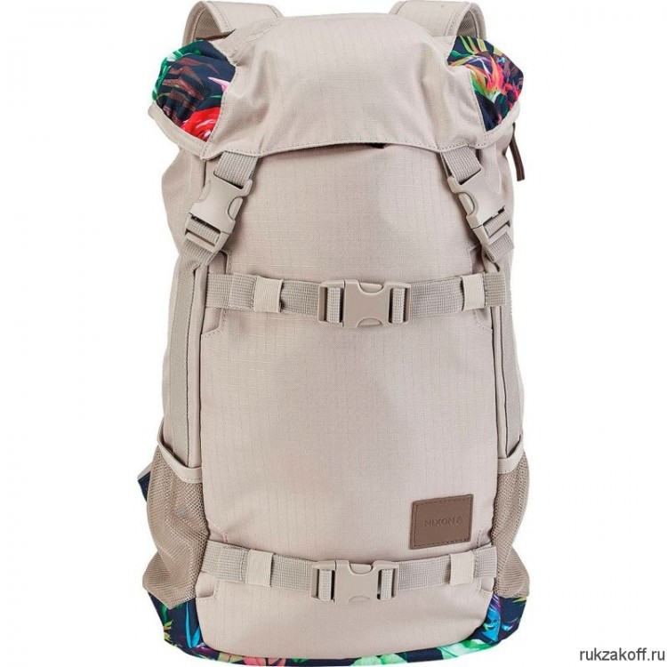 Рюкзак NIXON LANDLOCK BACKPACK SE KHAKI/MULTI