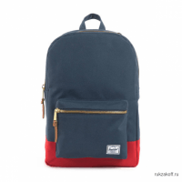 Рюкзак Herschel Settlement Mid-Volume Navy Red