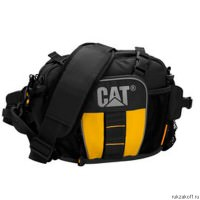 Сумка на пояс Caterpillar Urban Active черная 83003-12