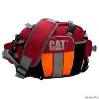 Сумка на пояс Caterpillar Urban Active красная 83003-148