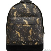 Рюкзак Mi-Pac Custom Prints Unicorns Black/Gold