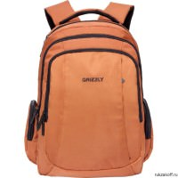 Рюкзак Grizzly Brick Orange Ru-700-2